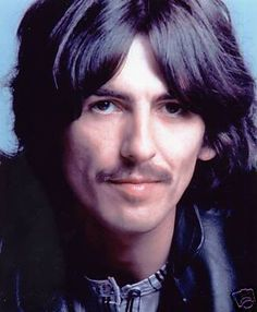 George Harrison (I found this on Facebook..great shot of him!!)