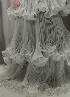Ruffles Found on the lovely fashion blog : http://lace-literature.tumblr.com/