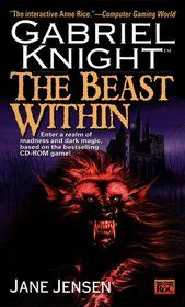 gabriel knight the beast within book | ... The Beast Within (Gabriel Knight supernatural mystery series book 2