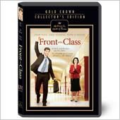 """""""Front of the Class""""  True story of a man with Tourette Syndrome who overcomes obstacles to become a gifted teacher-once a school gave him a chance."""