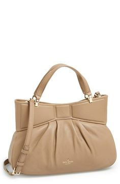 Bow bag | kate spade new york http://rstyle.me/n/qhkjin2bn