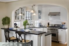 Denver Kitchen Remodel, Highlands, Siegrist