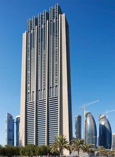 The Inex - best tall building in Middle East & Africa