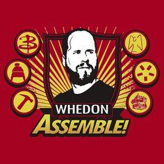 Whedon Assemble!