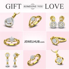 JEWEL HUB - Gift Someone You LOVE http://www.jewelhub.com/diamond-rings.html