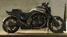 Ghost Rider Spirit of Vengeance Bike