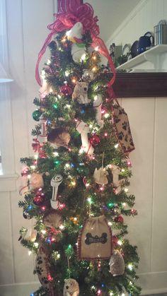 Beau's Christmas Tree