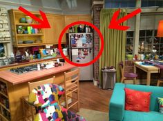 From fridge photos to apartment numbers, here are all the hidden Easter Eggs from the hit US sitcom