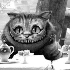#Chesire #Alice in Wonderland
