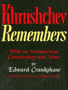 Khrushchev remembers online dating