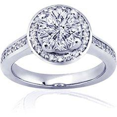 Diamond Engagement Ring Round Cut 29