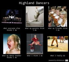 #HighlandDancers, which of these do you do?