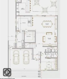House Plans, Floor Plans, Houses, How To Plan, Brazil, Plants, Architecture, Needlepoint, Homes