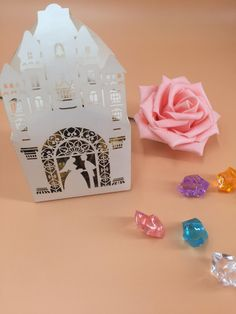 Creative Candy Box Laser Cut Favor Boxes Wholesale Luxury Wedding Candy Boexs Hollow Castle Candy Box Party Favors Wedding Gift Bags Cheap Gift Boxes Wholesale Wedding Card Box From Olisha, $0.27| Dhgate.Com