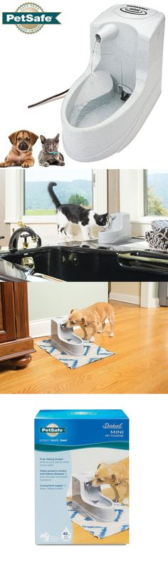 Dishes Feeders and Fountains 177789: Dog Pet Water Fountain Waterer Dispenser Bowl Feeder Cat Pets Drinking Fountains -> BUY IT NOW ONLY: $123.08 on eBay!