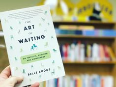 """""""A Profound and deeply moving study of fertility and motherhood Belle Boggs takes us on a remarkable journey"""". Parents can Borrow this book and more from #StarInternationalAcademy parent resource center in the library at Hass campus."""