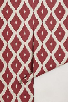 Coursing Ikat Wallpaper - anthropologie.com