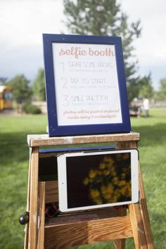 Make Your Guests Your Wedding Photographers with These 5 Easy Tricks | TheKnot.com Wedding Photo Booths, Wedding Photo App, Diy Wedding Dj, Perfect Wedding Games, Diy Wedding Yard Games, Yard Wedding, Wedding List, Wedding Activities, Diy Wedding Decorations