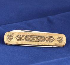 1950s Pocket Knife Walter Kayser Solingen / by GrandpasMarket, €51.90