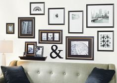 Viewpoint Lincoln Park & 1 Collection Wall & Tabletop Frames by Studio Décor®