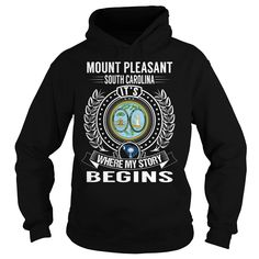 Mount Pleasant, South Carolina Its Where My Story Begins