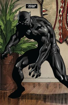 Rise Of The Black Panther#2
