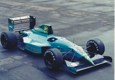 March 881 Leyton House. Stunning.