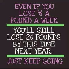 Chalkboard Weight-Loss Quotes Photo 7