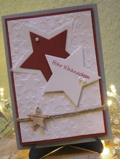 Kartenfenster: Frohe Weihnachten #12/16