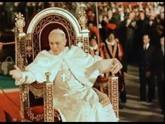 Pope Pius XII Papal Audience - YouTube Pope Pius Xii, Vatican, Father And Son, Descendants, Israel, Pray, Christ, Germany, Universe