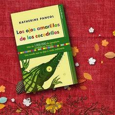 Los ojos amarillos de los cocodrilos Katherine Pancol.  Me ha gustado mucho.