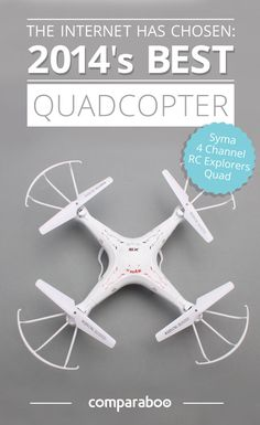 This quadcopter rocks! To see which other 9 best rated quadcopters this winner out flew in 2014 to take the top spot, visit http://www.comparaboo.com/quadcopters