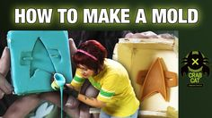 HOW-TO MAKE A MOLD: Try This At Home! with Crabcat Industries: Presented by Heroes of Cosplay