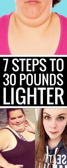 7 tips that helped me lose 30 pounds.