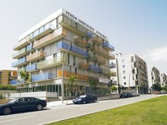 Eclisse - Project - Residential complex – new building