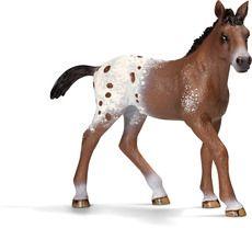 Schleich Farm World Pferde Appaloosa Fohlen