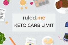 """There is no legitimate carb limit for keto. The keto gods won't banish you to burn in sugar hell forever if you eat an extra blueberry. The truth is that every person has a different carb limit that they should stick to so that they can trigger ketone production. This """"carb limit"""" also changes depending …"""