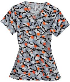 scrubs dickies 100 cotton it s been a wild scrub top go wild pinterest scrub tops - Halloween Scrubs Uniforms