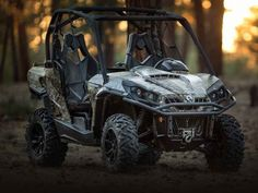 New 2017 Can-Am Commander DPS 800R ATVs For Sale in Georgia. FLEXIBILITY TO CUSTOMIZE & WITH THE COMFORT OF DPSGet the flexibility to customize your machine the way you want it, with the control of the Tri-Mode Dynamic Power Steering (DPS).Features may include:ROTAX V-TWIN ENGINEULTIMATE PERFORMANCEAvailable with the 71-hp Rotax 800R or 85-hp Rotax 1000 liquid-cooled V-Twin engines with four valves per cylinder and single overhead camshafts featuring twin fuel injectors that optimize fuel…