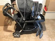 #Graco Ready2Grow Double #Stroller Furniture - #SaintJoseph, MO at #Geebo