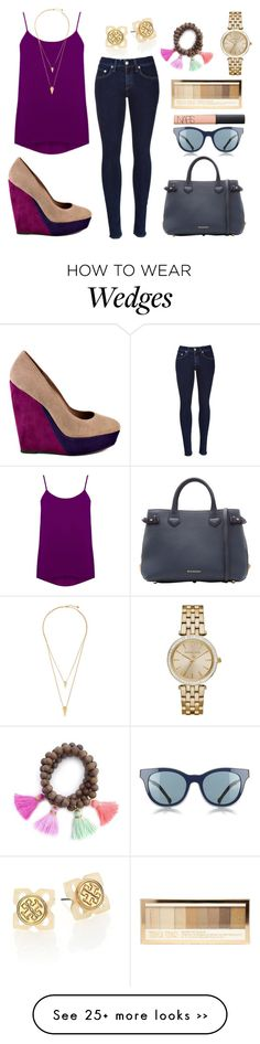 """Wedges that Wow"" by sophiewing on Polyvore"