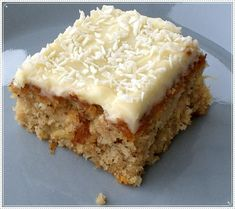 Dairy Free Recipes, Baking Recipes, Cake Recipes, A Food, Food And Drink, Finnish Recipes, Let Them Eat Cake, No Bake Cake, Sweet Recipes