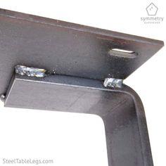 The Dipper 3/8 Steel Table Leg 1 SINGLE