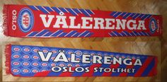 Valerenga IF Buy it from www.ScarvesForSale.eu