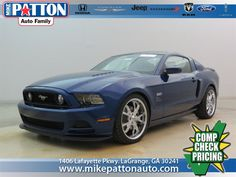 2013 Ford Mustang 3rd Edition Patton Performance Mustang