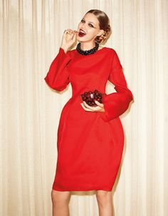 Life is a Bowl of Cherries for Lindsey Wixson