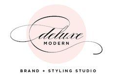 Deluxemodern Design logo