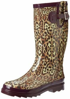 Western Chief Women's Sprint Rain Boot -                     Price: $  34.99             View Available Sizes & Colors (Prices May Vary)        Buy It Now      Western Chief LEOPARD Womens BootRain & Snow Shoes   All natural rubber rainboot Moisture absorbing cotton lining Removable insole Heavy treaded rubber...