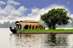 #Kerala #tourism in house boat