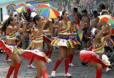 Arrecifes Hostel | Recife - Pernambuco: Prévias de Carnaval - os blocos de rua